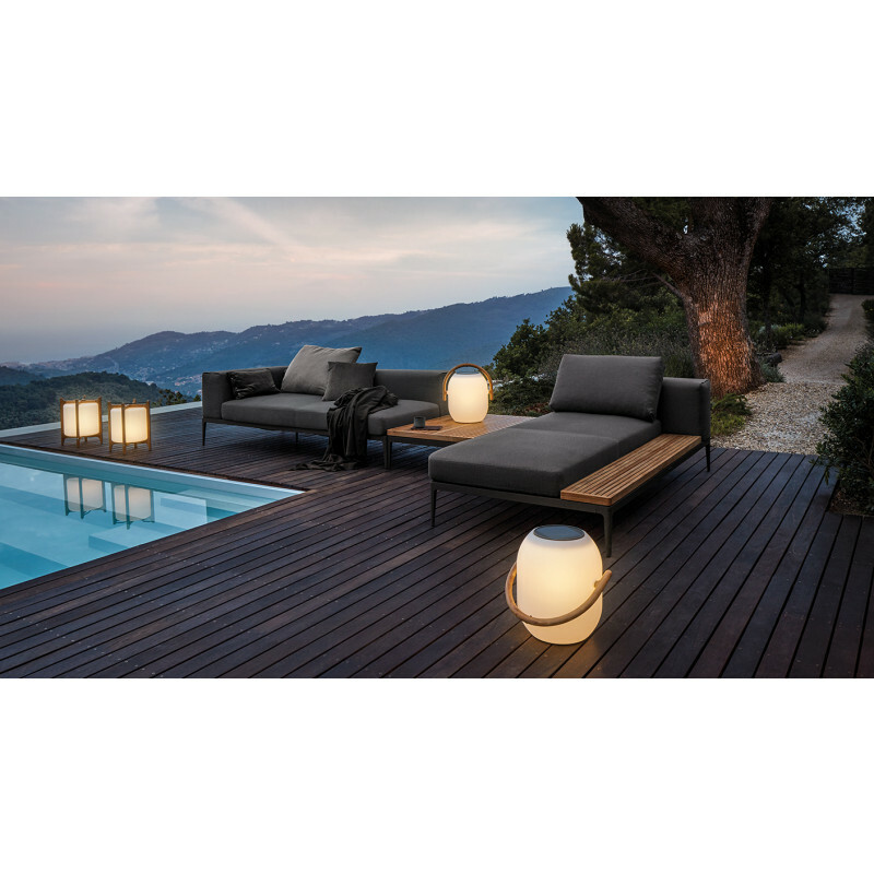Gloster Ambient cocon lamp